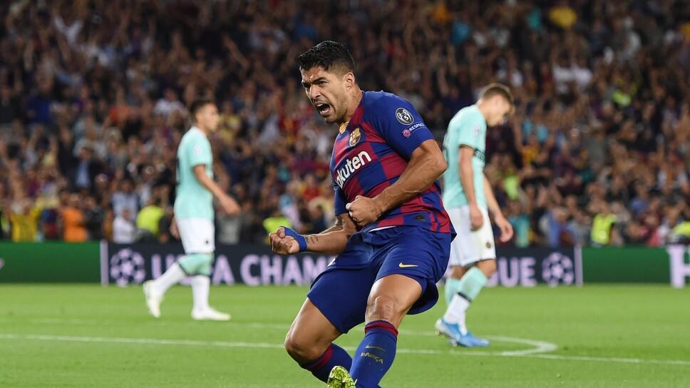 Barcelona - Luis Suárez