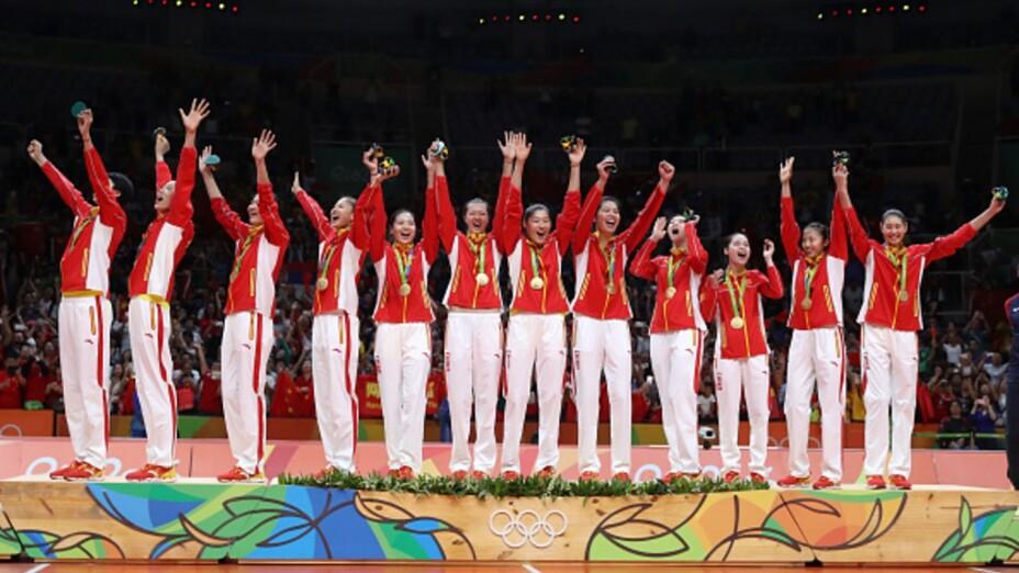 medallistas chinos