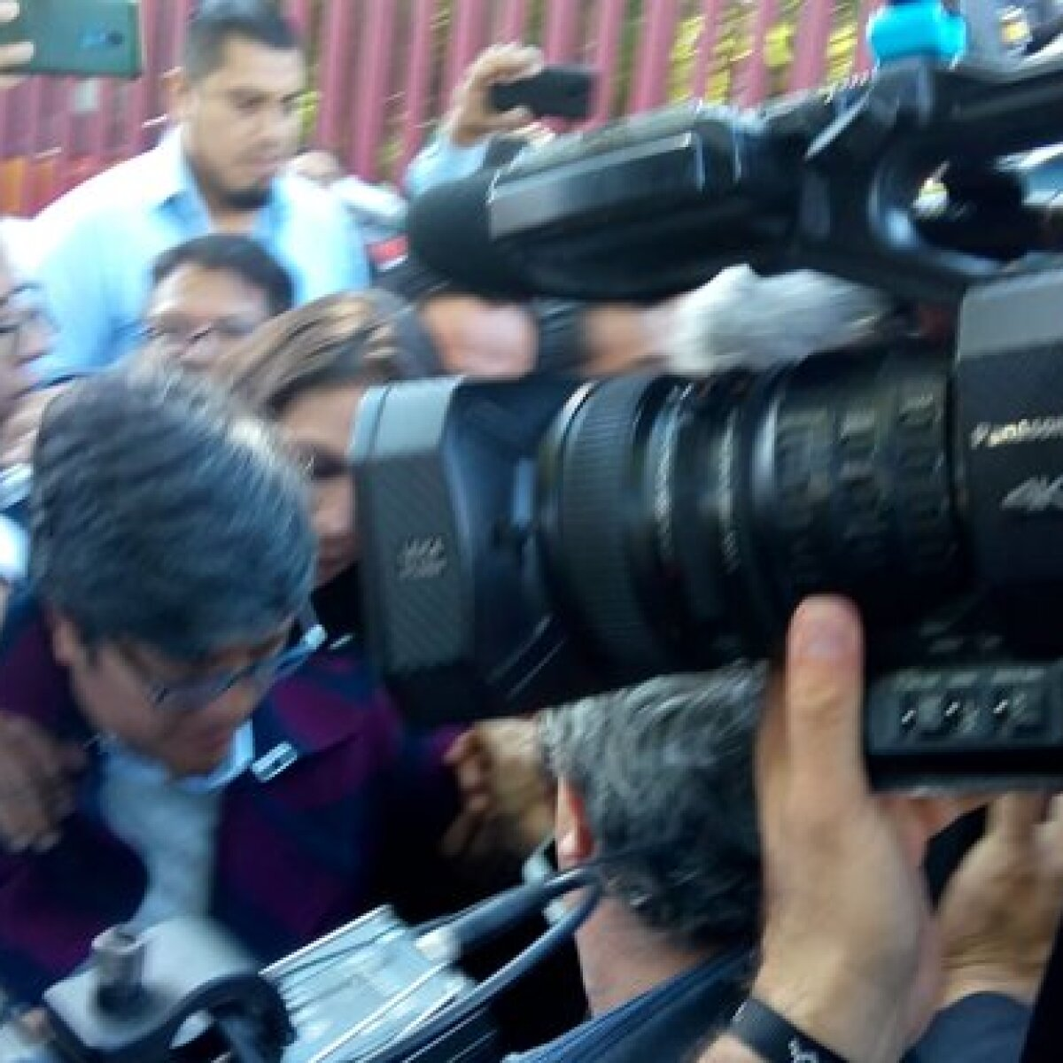 Rosario Robles Noticias: Finaliza La Audiencia De Rosario Robles En El Reclusorio Sur