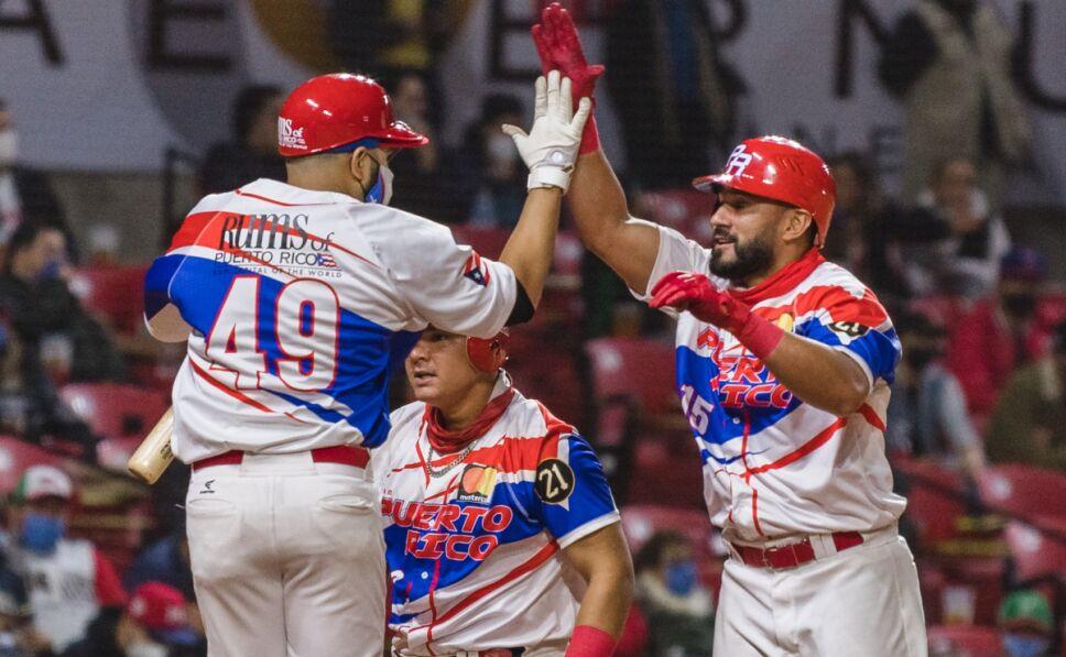 México vs Puerto Rico