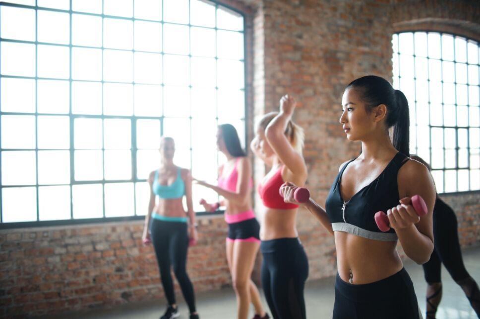Se puede hacer ejercicio durante el periodo