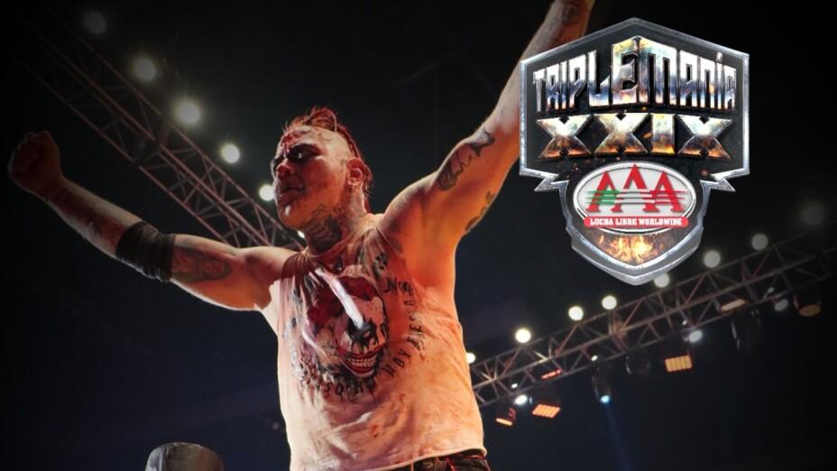 Lucha Libre Triplemanía XXIX