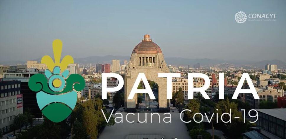 Inició el reclutamiento de voluntarios para la vacuna mexicana Patria