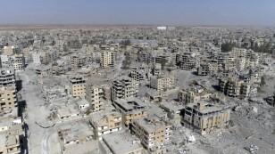 De acuerdo con la Organización de las Naciones Unidas, las fuerzas armadas han destruido más de 10,000 edificios, lo que representa el 80% de toda la ciudad. Imagen: AP