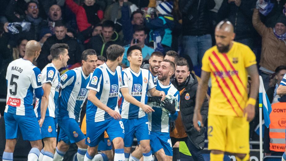 ¡El Barcelona no pudo con el último lugar de La Liga!