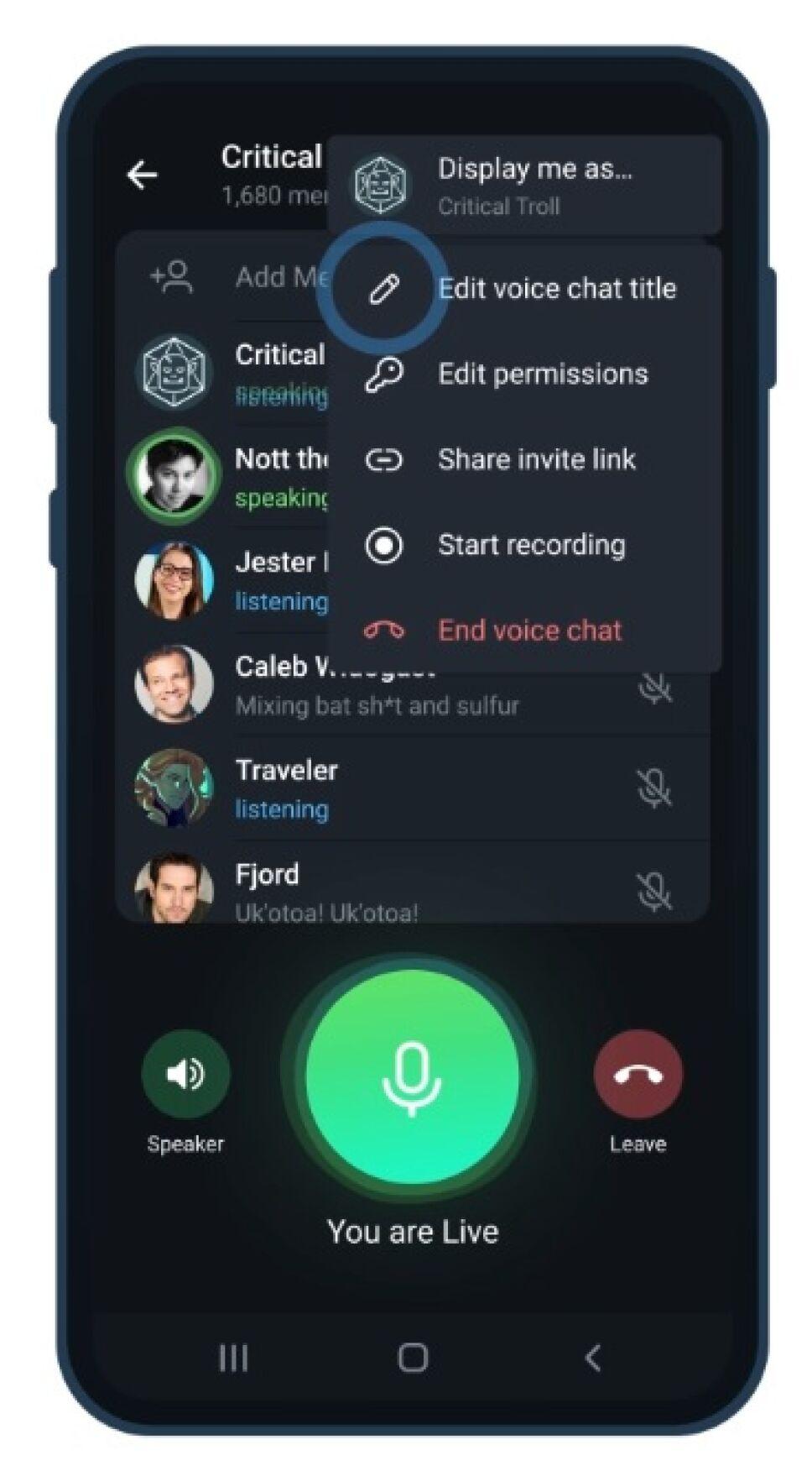 Telegram, salas de voz.jpg