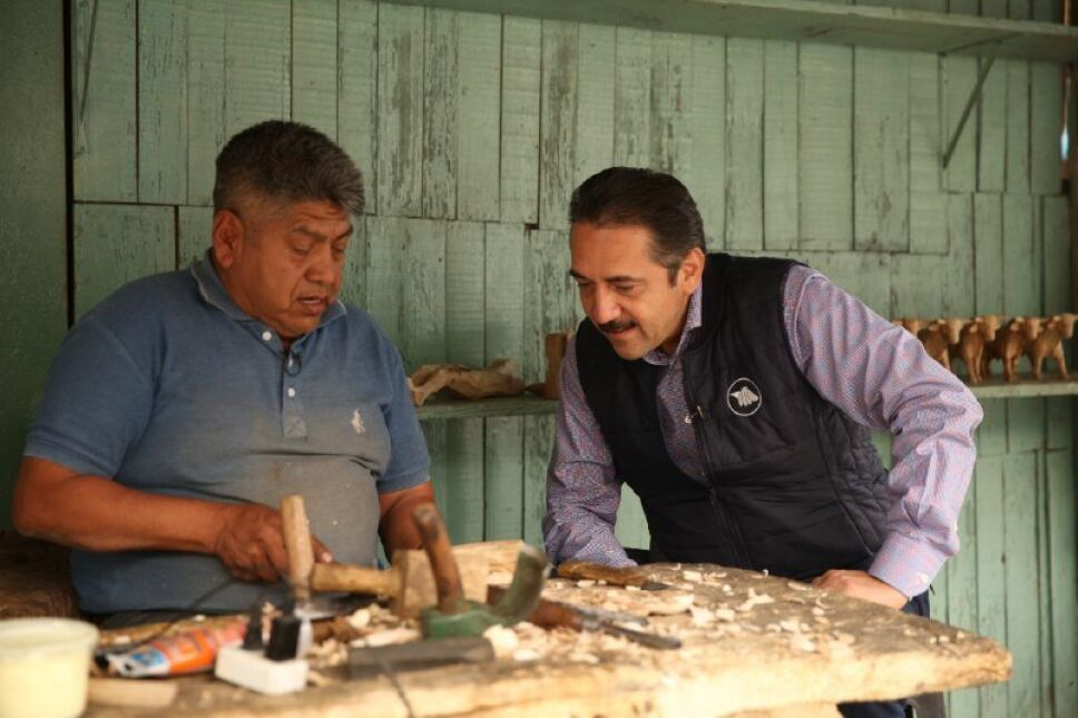 La historia completa en Hechos Domingo a las 9 de la mañana por Azteca Uno