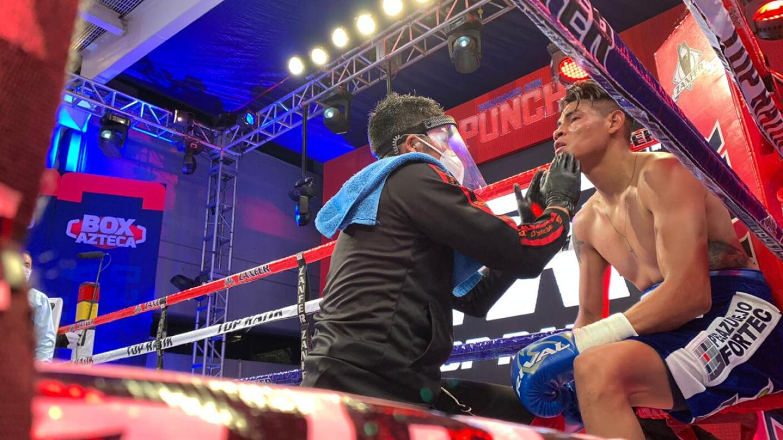 "Emanuel ""Vaquero"" Navarrete vs Uriel ""Yuca"" López"