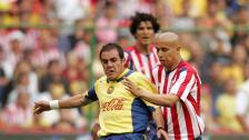 América 3-3 Chivas, Clausura 2005. Un partido lleno de emociones en el Estadio Azteca, considerado por muchos como el mejor Clásico de los últimos 25 años.