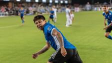 Javier Chofis López Golazo Olímpico en la MLS.