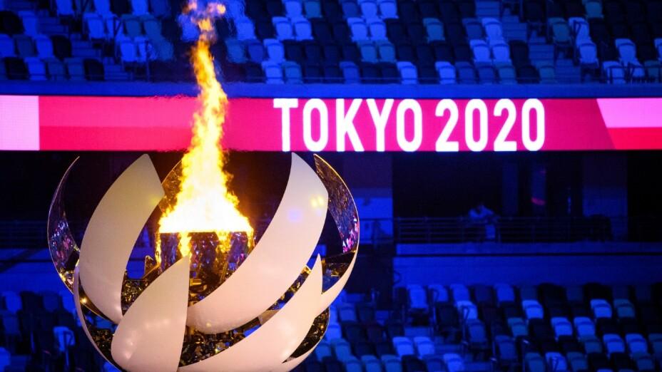 Pebetero Olímpico de Tokyo 2020