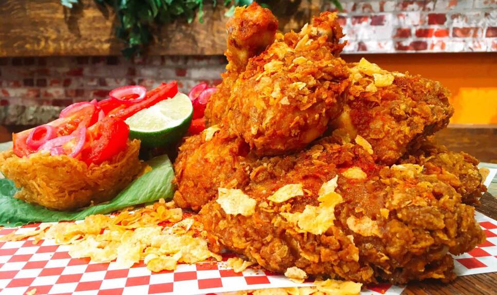 Receta Pollo a la canasta Cocineros Mexicanos