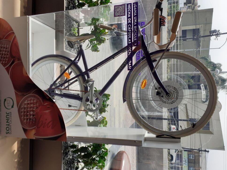 nespresso bici