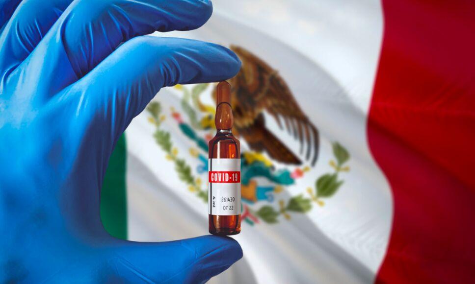 equipos de méxico son vacunados contra covid-19