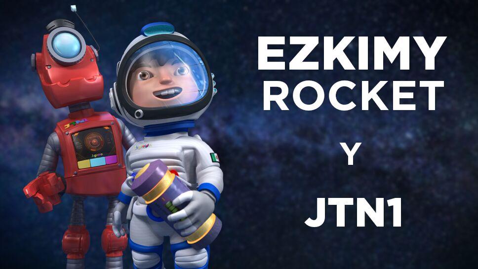 ezkimy rocket, jtn1