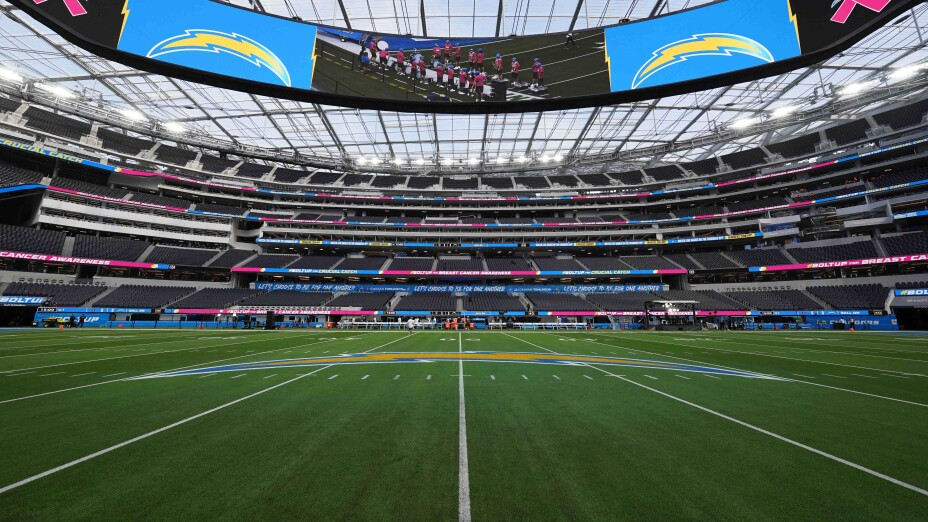 Los Angeles Chargers, SoFi Stadium