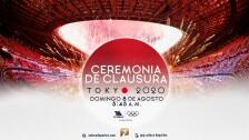 Ceremonia de Clausura |Juegos Olímpicos Tokyo 2020