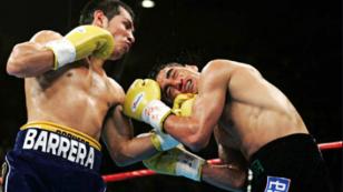 Marco Barrera vs Érik Morales