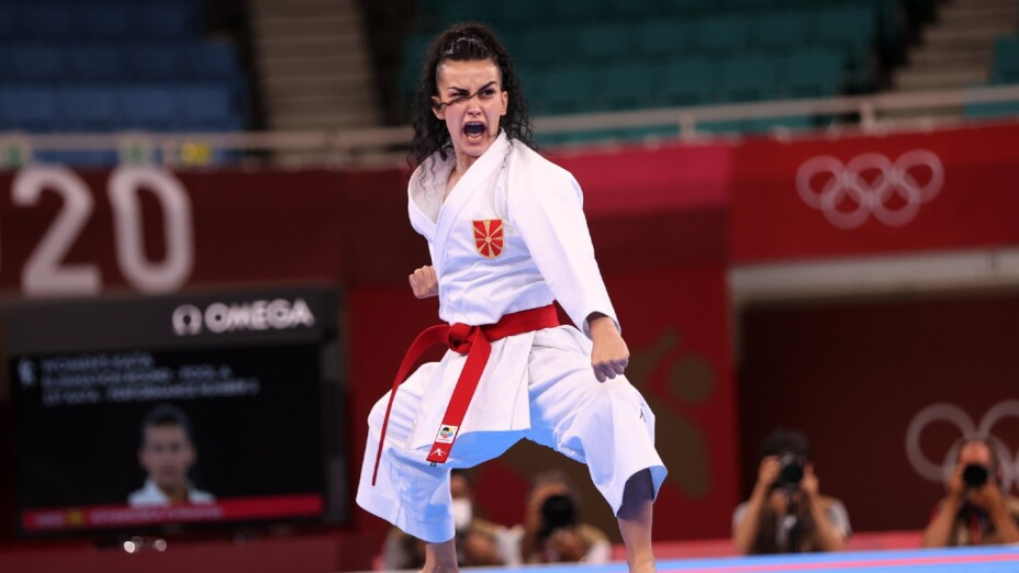 Karate en los Juegos Olímpicos de Tokyo 2020