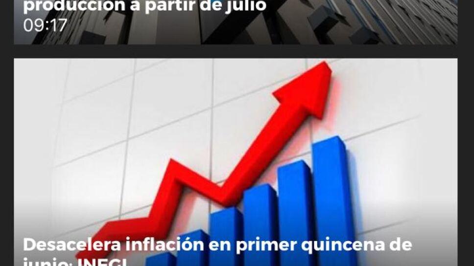Aplicación Azteca Noticias