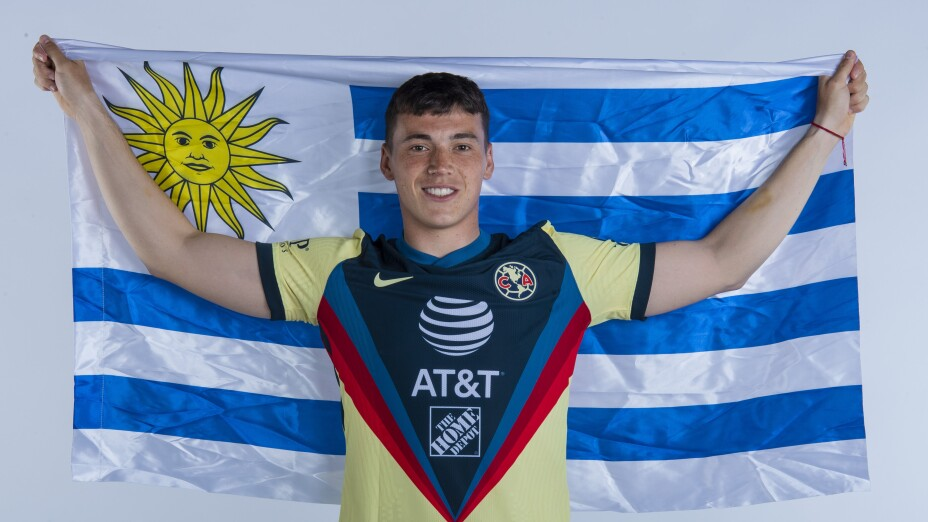 Federico Viñas, ¿el próximo gran delantero del América?