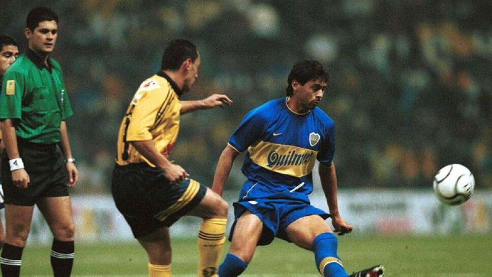 Germán Villa nulificó a Boca Juniors