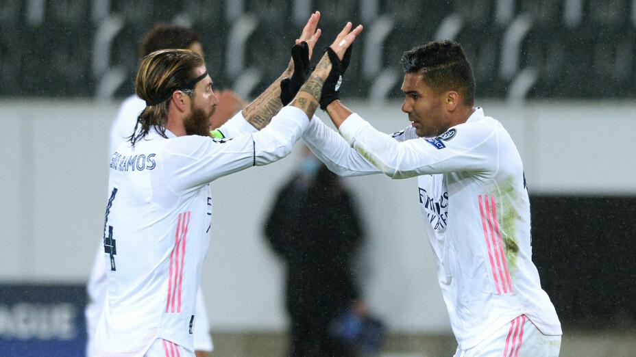 Real Madrid demostró su grandeza y rescata empate de último minuto