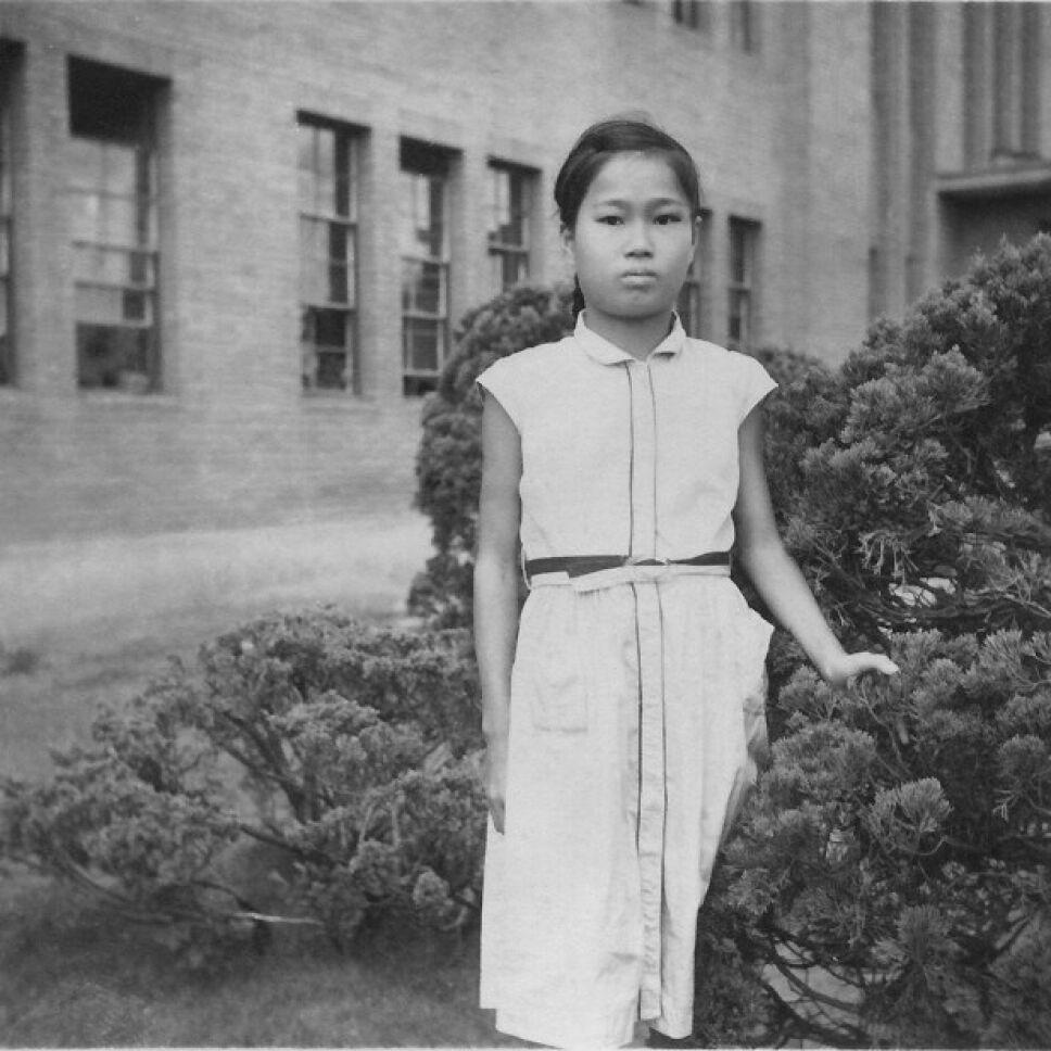 sadako sasaki en el hospital