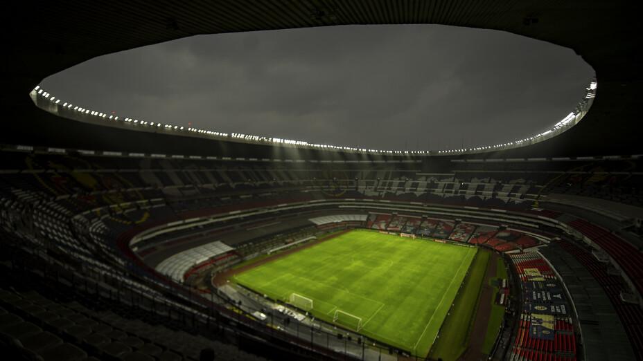 El Estadio Azteca busca ser sede para el Mundial de 2026