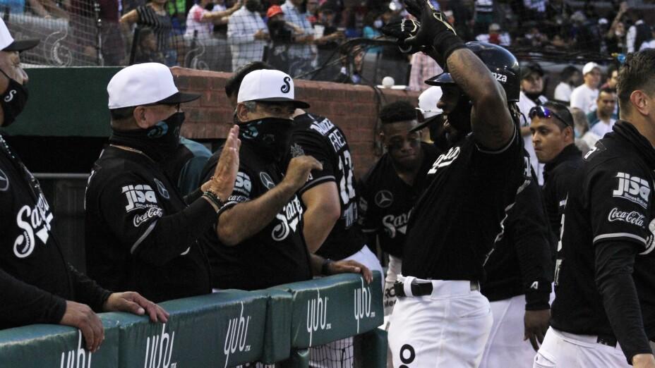 Rainel Rosario Liga Mexicana de Beisbol