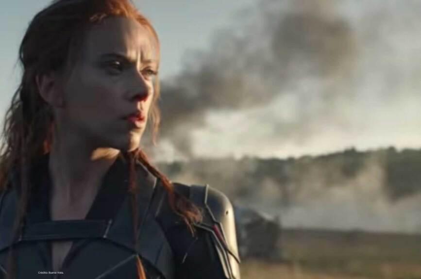 Black Widow personajes 2020