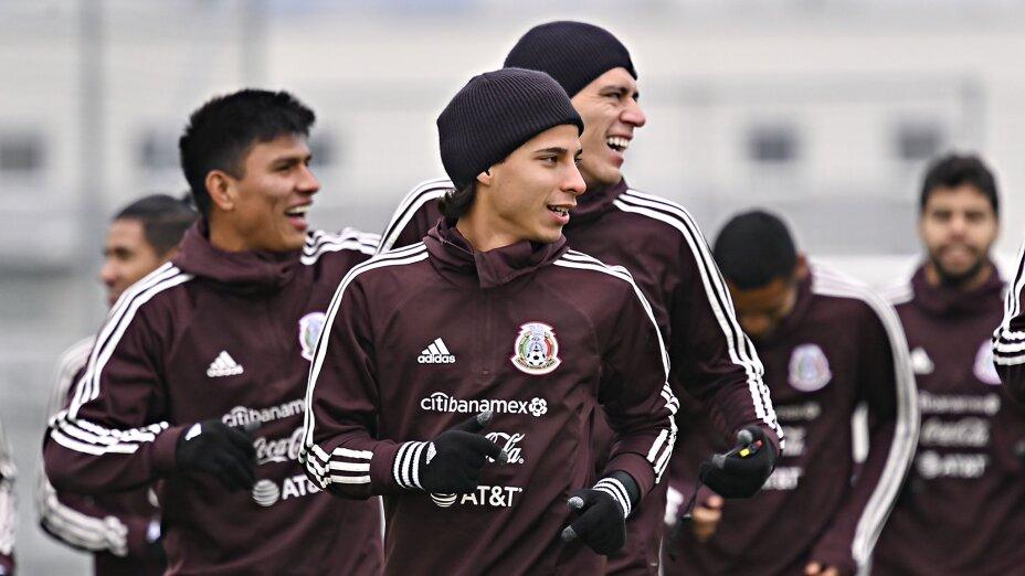 Selección Mexicana vs Selección Japón