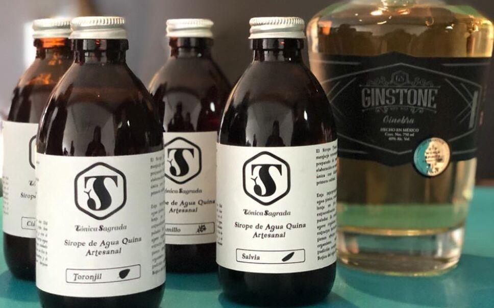 Puedes mezclar al gusto con tu gin favorito o con agua mineral