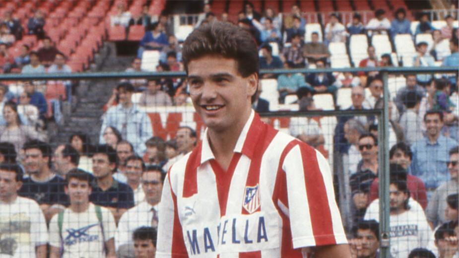 Luis García Atlético de Madrid