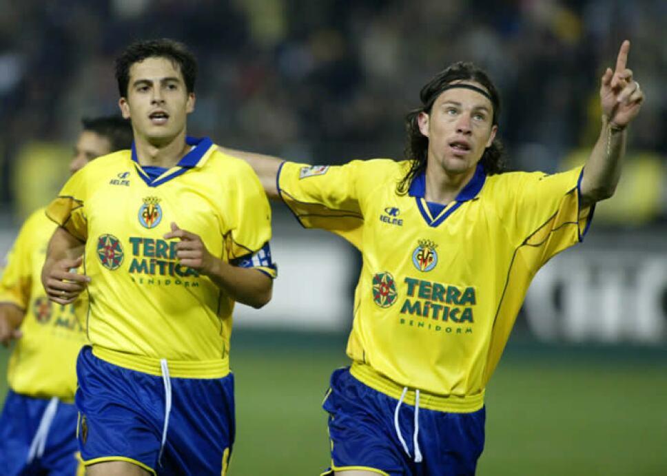 Antonio de Nigris jugó con el Villarreal
