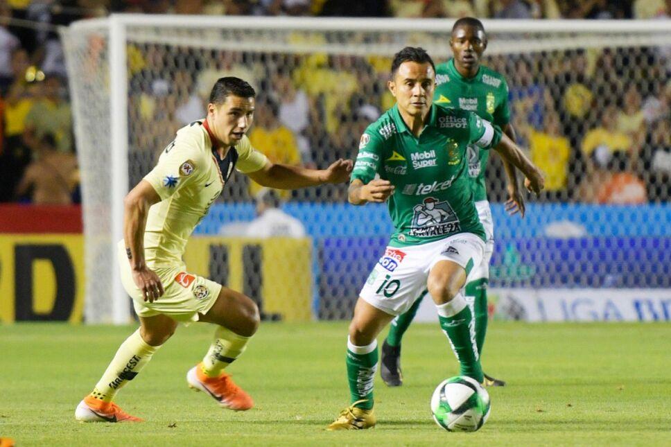 Semifinal América vs León, liga MX