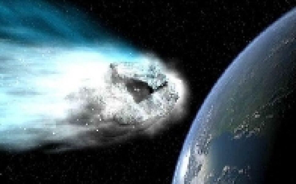 NASA, Tierra, asteroides