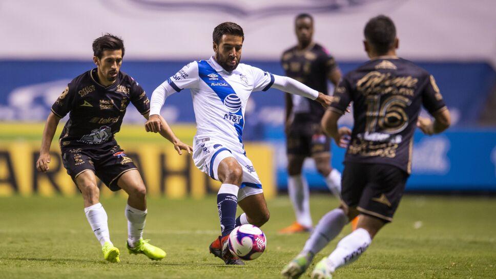 Puebla y León en cuartos de final