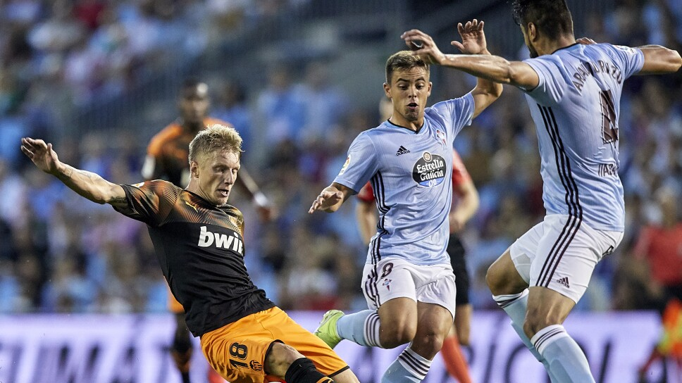 Celta vs Valencia