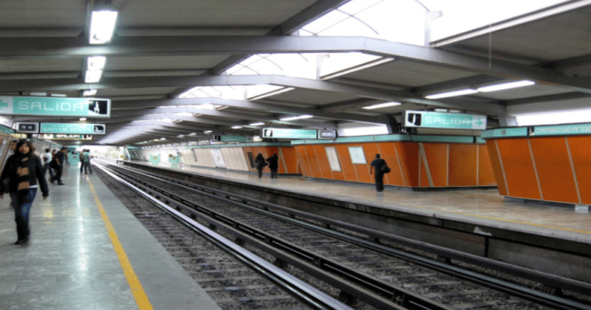 Reabren la estación Candelaria de la Línea 4 del Metro - ADN 40