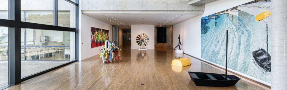 Benesse House arte japones