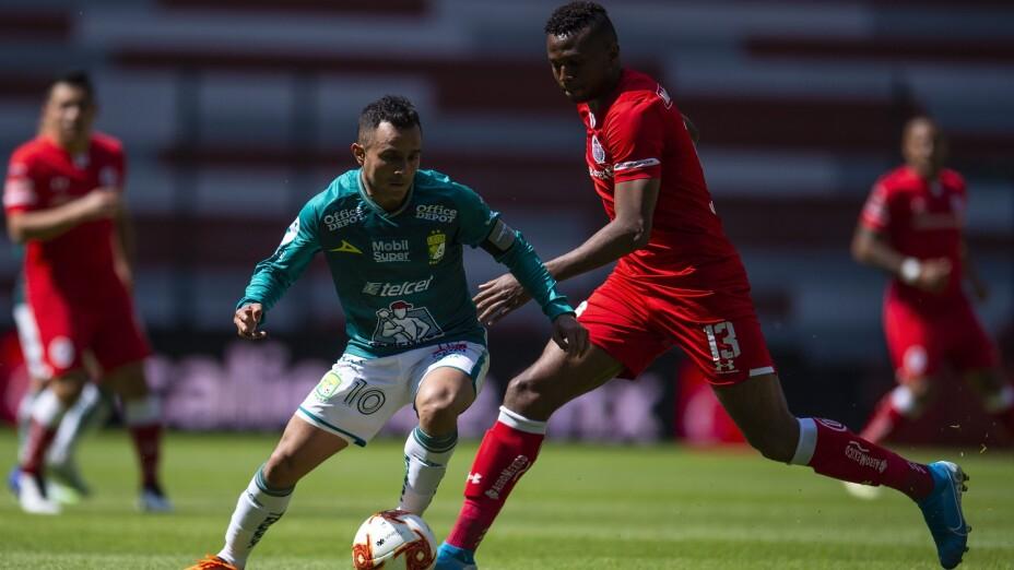 Toluca vs León