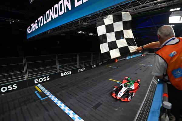 E-Prix de Londres Fórmula E R13