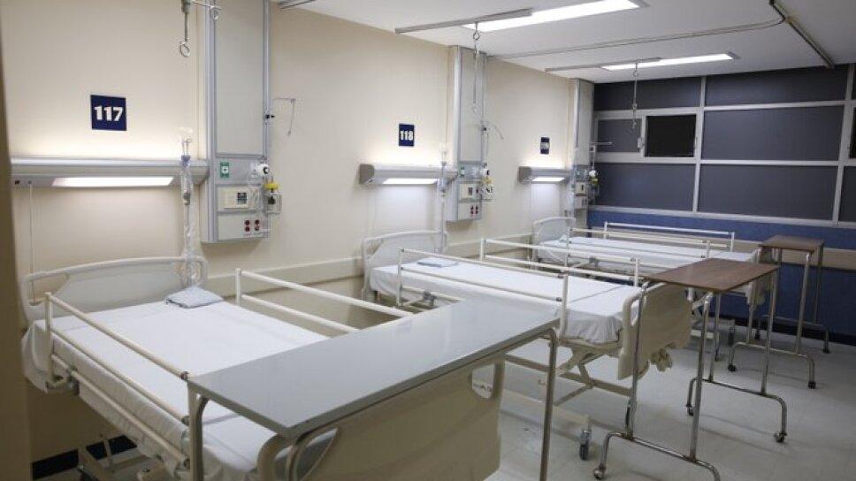 Hospital de Querétaro ante el Covid-19