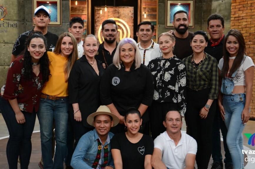 MasterChef México 2018 - 2019
