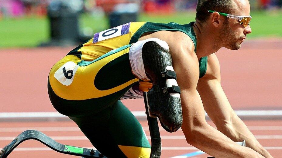 Su deseo por triunfar le llevó a ser uno de los mejores atltetas paralímpicos