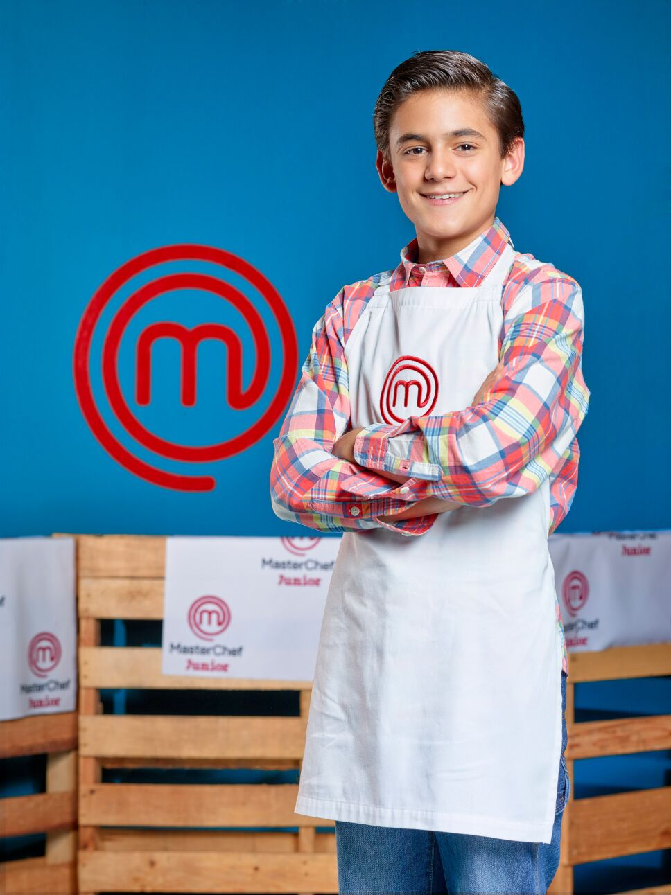 Alonso MasterChef Junior
