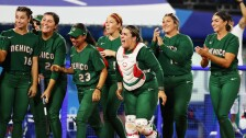México vs Italia Softbol Juegos Olímpicos