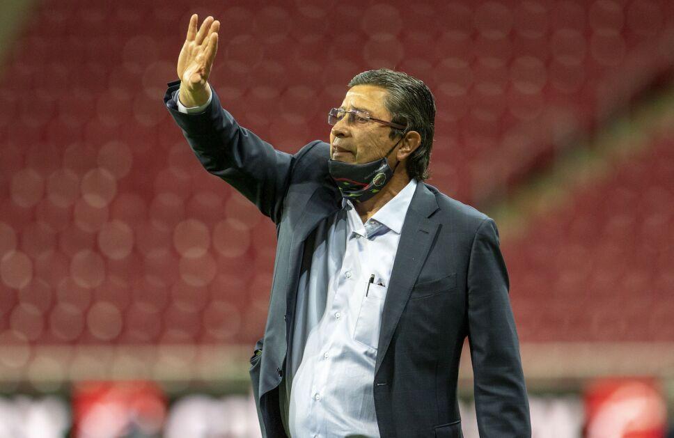 Luis Fernando Tena habla del peor partido del F.C. Juárez.