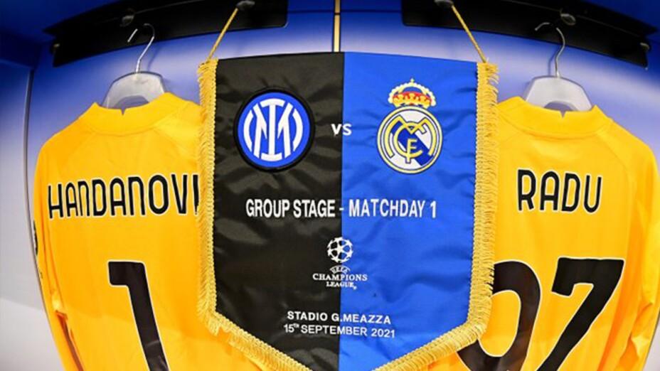 Inter vs Real-Madrid